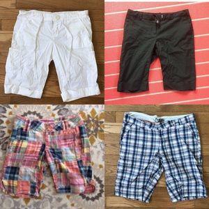 4 pair XS short bundle